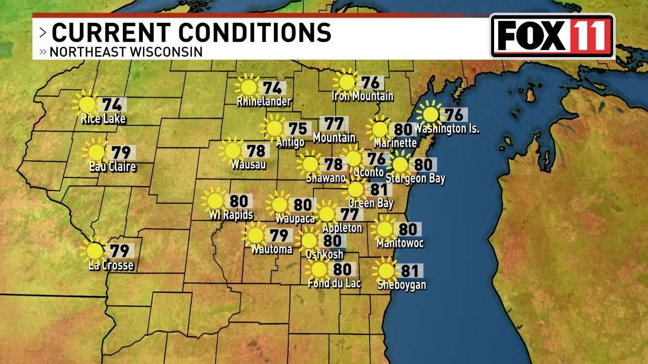 Green Bay Weather | News, Weather, Sports, Breaking News | WLUK