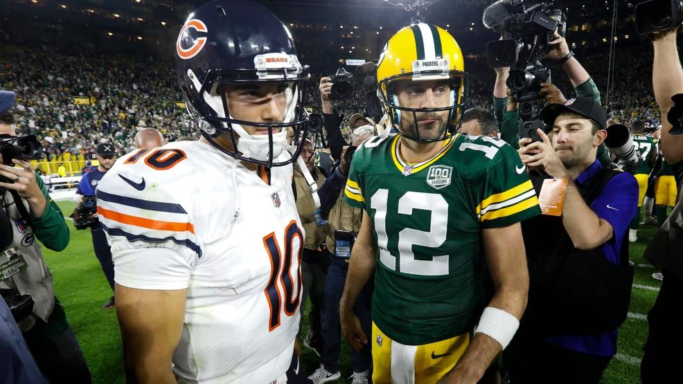 A Rivalry 100 Years In The Making Chicago Bears Vs Green