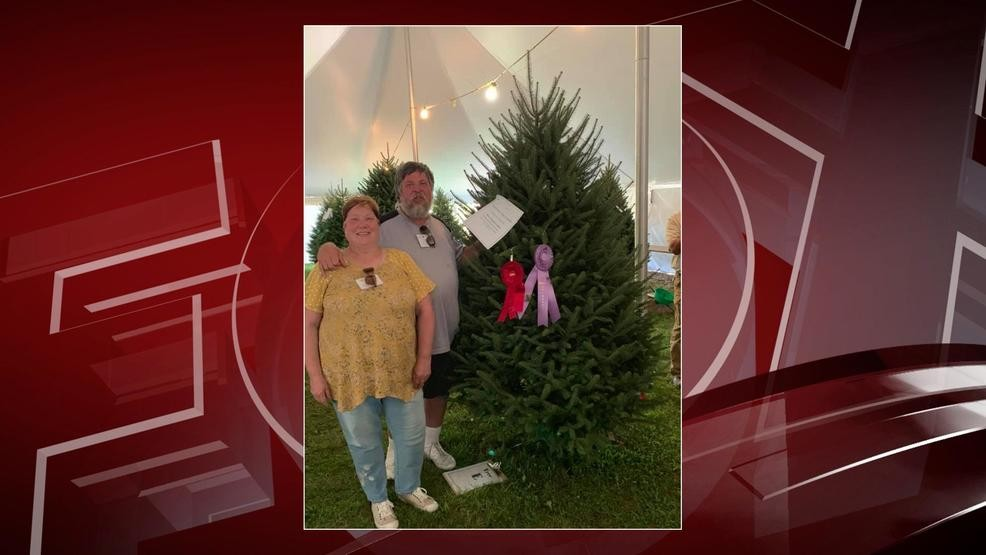 Christmas Tree Supply 2020 Whispering Pines will present Christmas tree to vice president