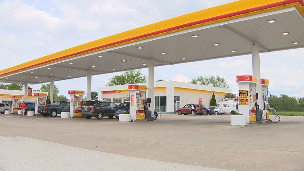 Shell Gas Station Prices Near Me >> Green Bay Gas Prices Drop Again Wluk