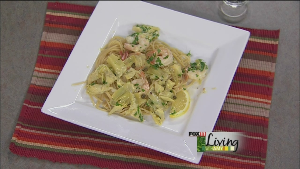 Shrimp and Artichoke Scampi | News, Weather, Sports, Breaking News ...