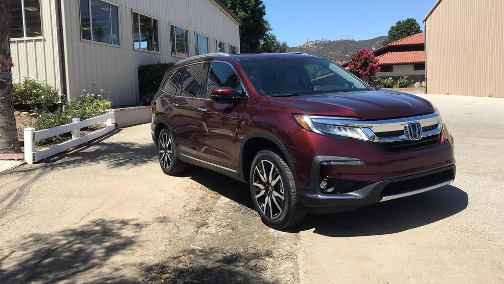 2019 Honda Pilot This Full Size Suv S Capability May Surprise You