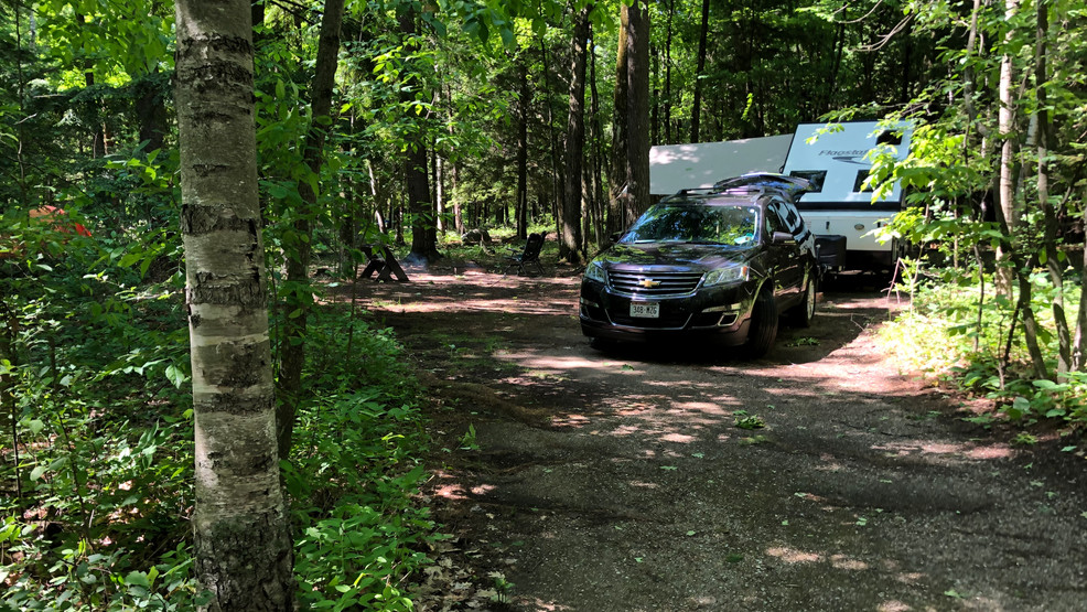 Campgrounds Open At Potawatomi Other State Parks Wluk