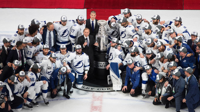Former Green Bay Gamblers Coach Jon Cooper Leads Lightning To Stanley Cup Title Wluk