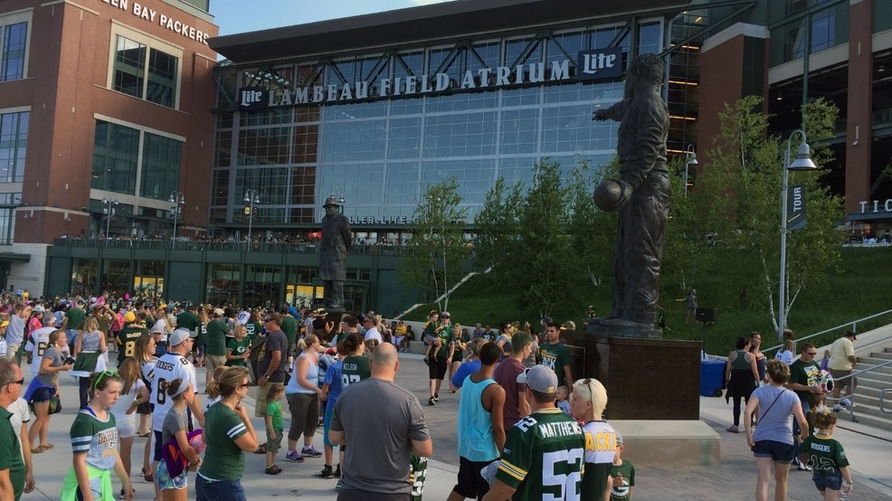 Packers to host 4 days of fan activities as training camp kicks off ... be5f0bfc2