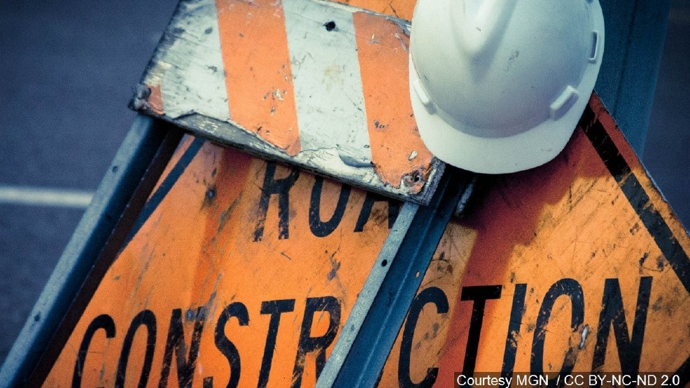 DOT to use temporary rumble strips near some construction