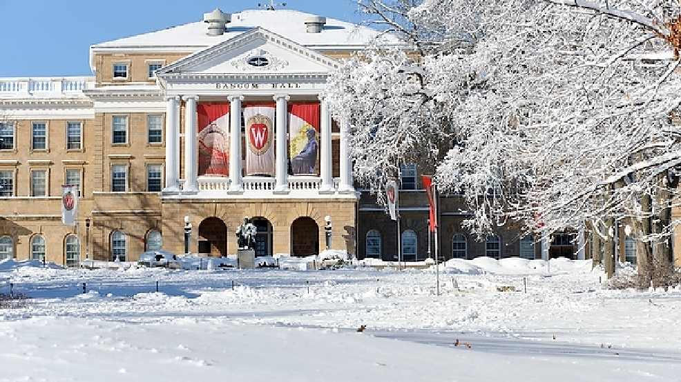Saturday Morning Snow In Madison >> Chancellor 8 Million Spent To Retain Madison Professors Wluk