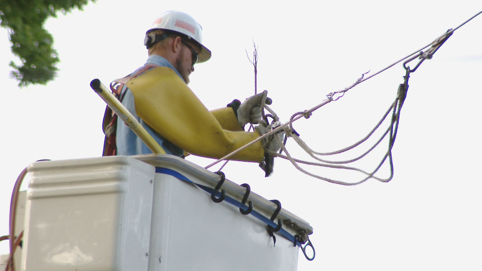 Power outage update: Fox Valley back on July 24, Northwoods