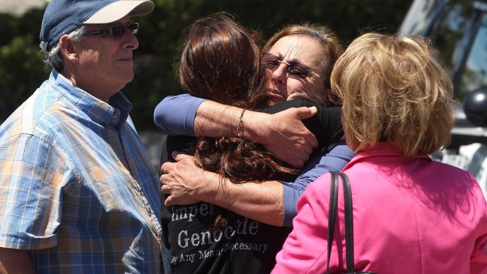 The Latest: Suspect in California synagogue shooting named