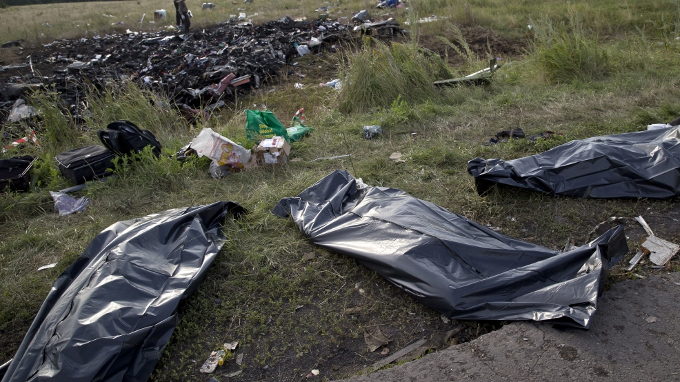 Bodies of Malaysia jet victims leave Ukraine | News ...