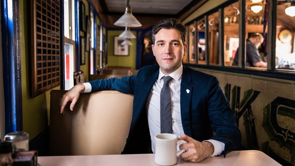 Democrat Josh Pade to challenge Steil for Congress | WLUK