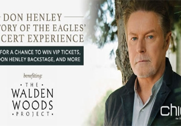 Don Henley's History of the Eagles Concert Experience