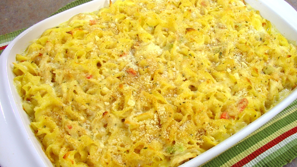 Chicken Noodle Casserole | News, Weather, Sports, Breaking News | WLUK ...