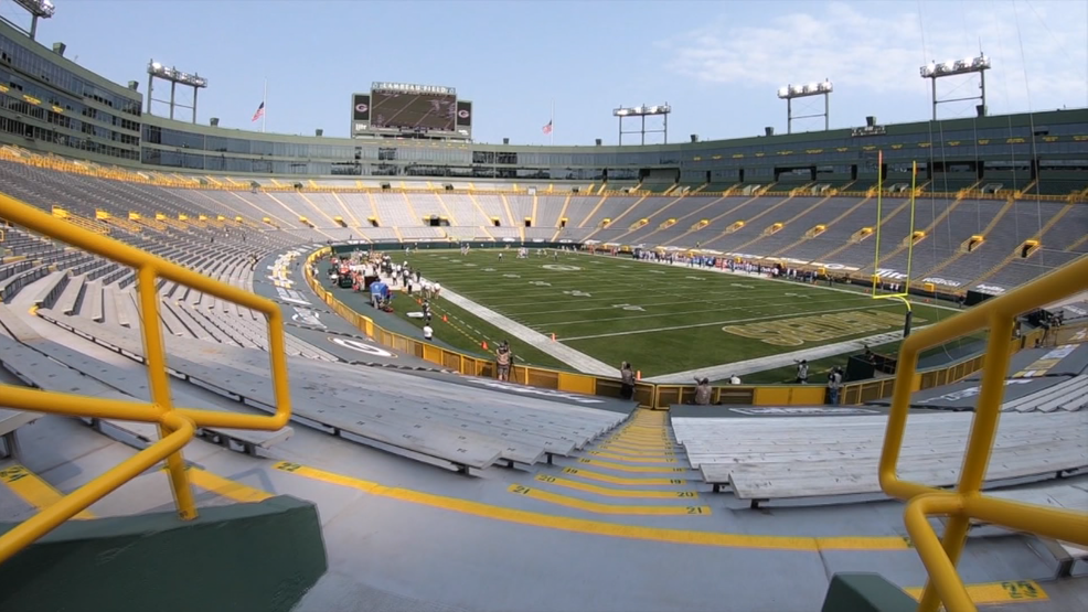 Get Loud Lambeau Packers Look Forward To Hosting Playoff Game With Fans Wluk
