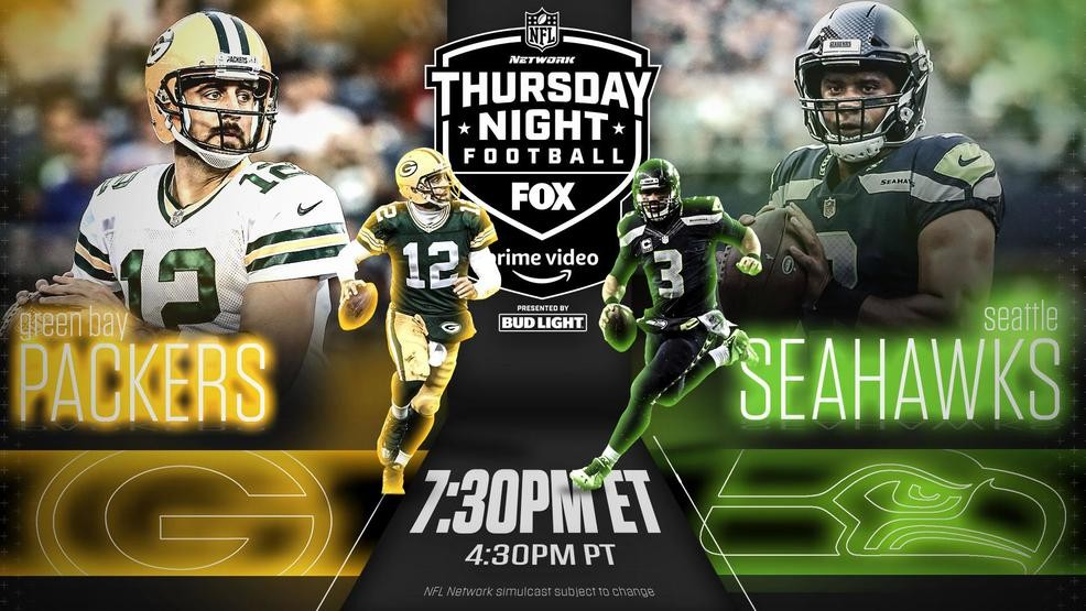 515e86c66 Watch the Packers travel to Seattle to take on the Seahawks on Thursday  Night Football Nov. 15