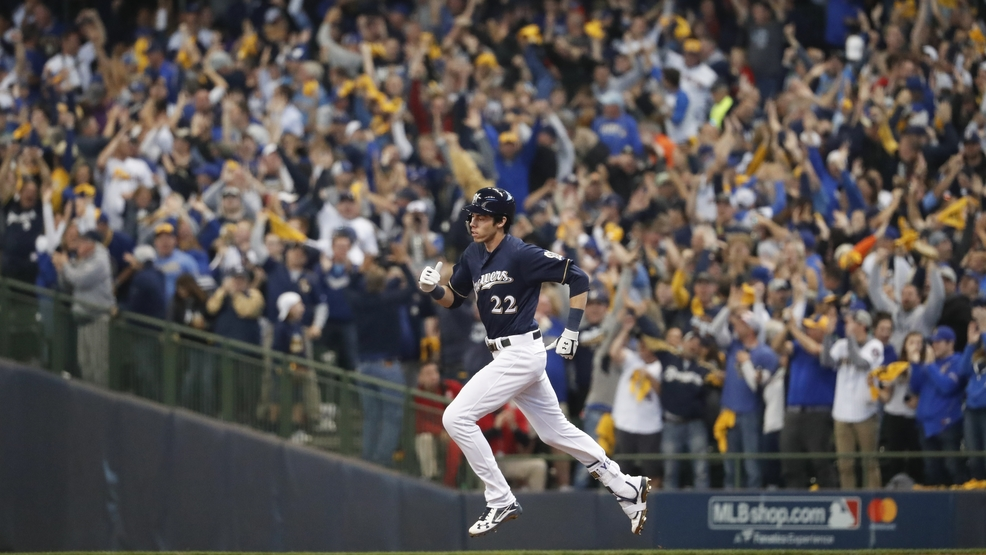 Brewers' 2019 broadcast schedule includes 3 games on FOX 11